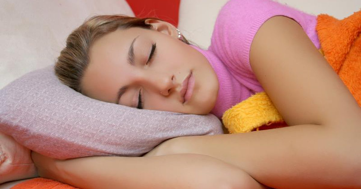 Lack of sleep could cause mood disorders in teens –