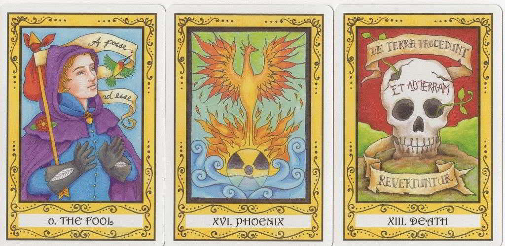 Incidental-Tarot-Major-Arcana