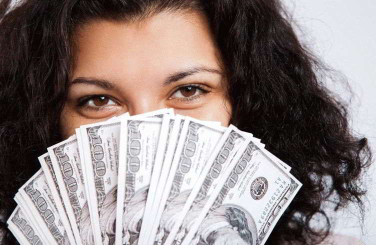 деньги мужу