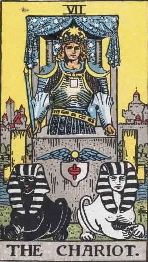 Значение карты таро колесница перевернутое таро 4 мечей магия наслаждения