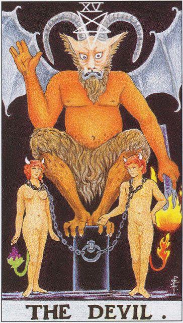 коттедж что значит карта дьявола в таро значение всё отдыхе