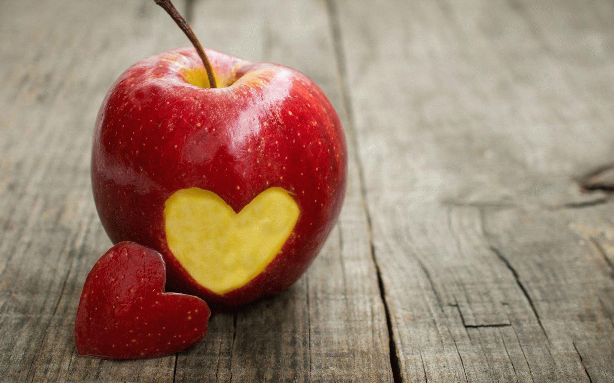 Как сделать приворот на яблоке фото 709