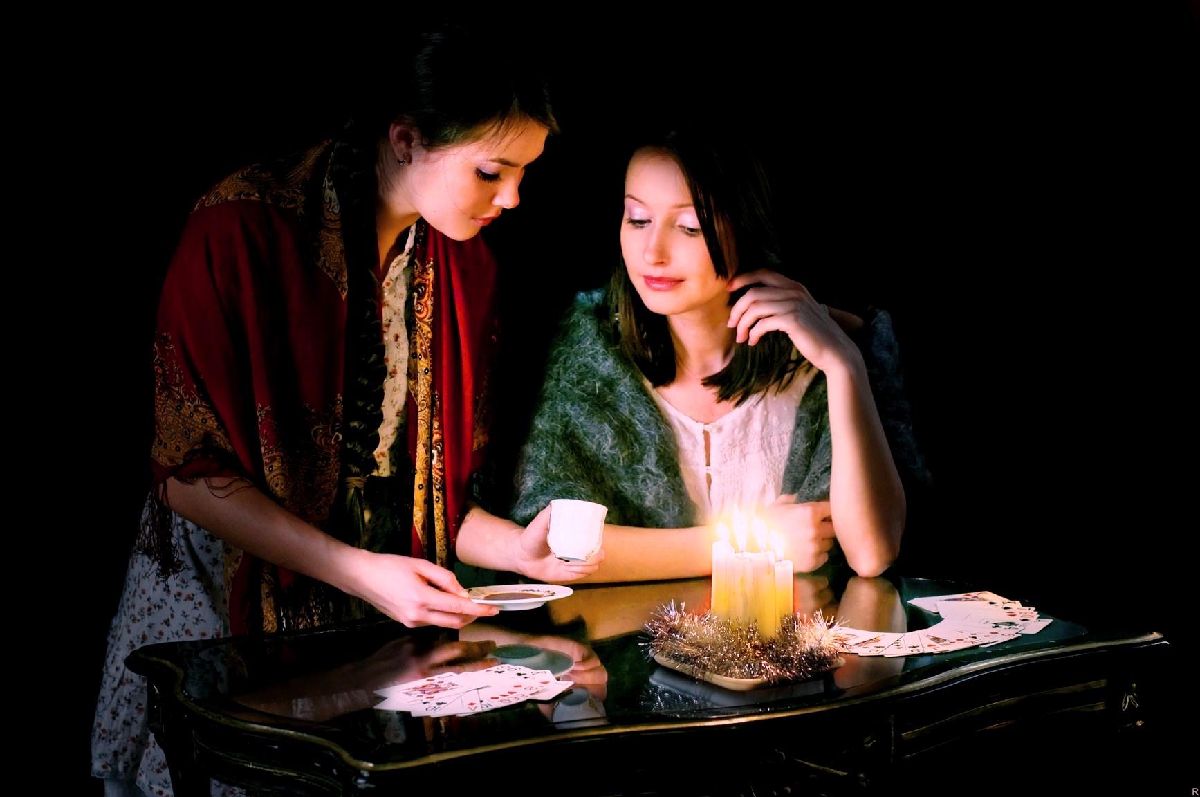 Ритуалы, проводимые на новолуние