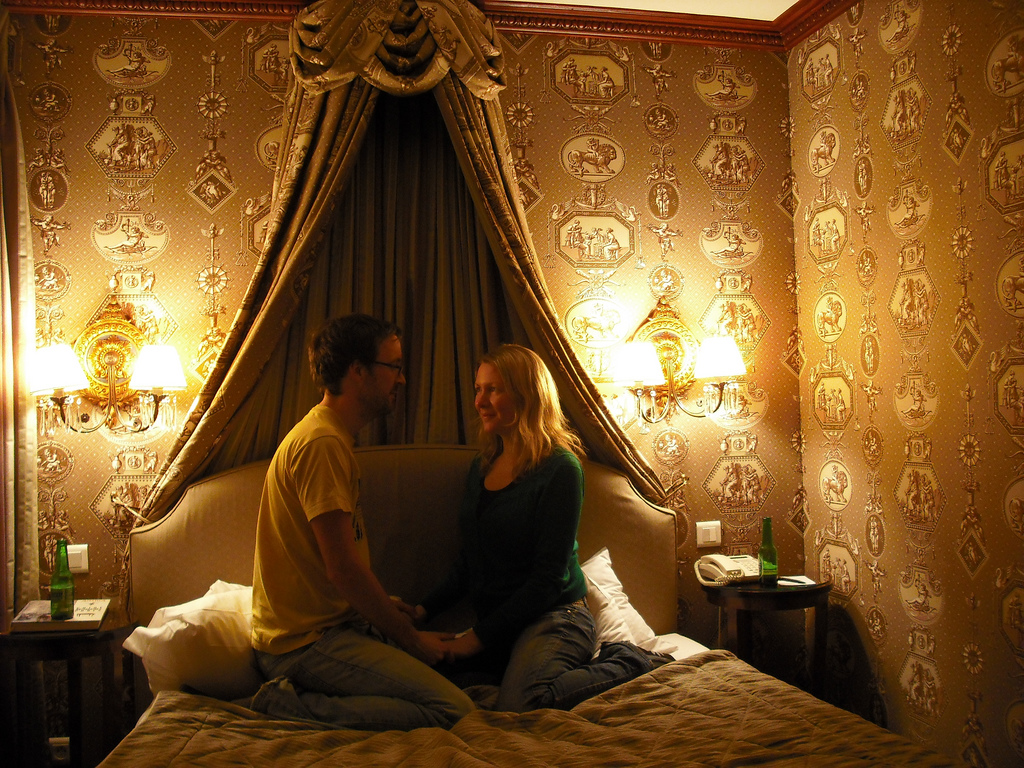 Как сделать мужу хорошо в кровати 238