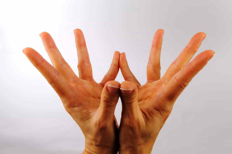 Аюрведе: йога пальцев — Мудры