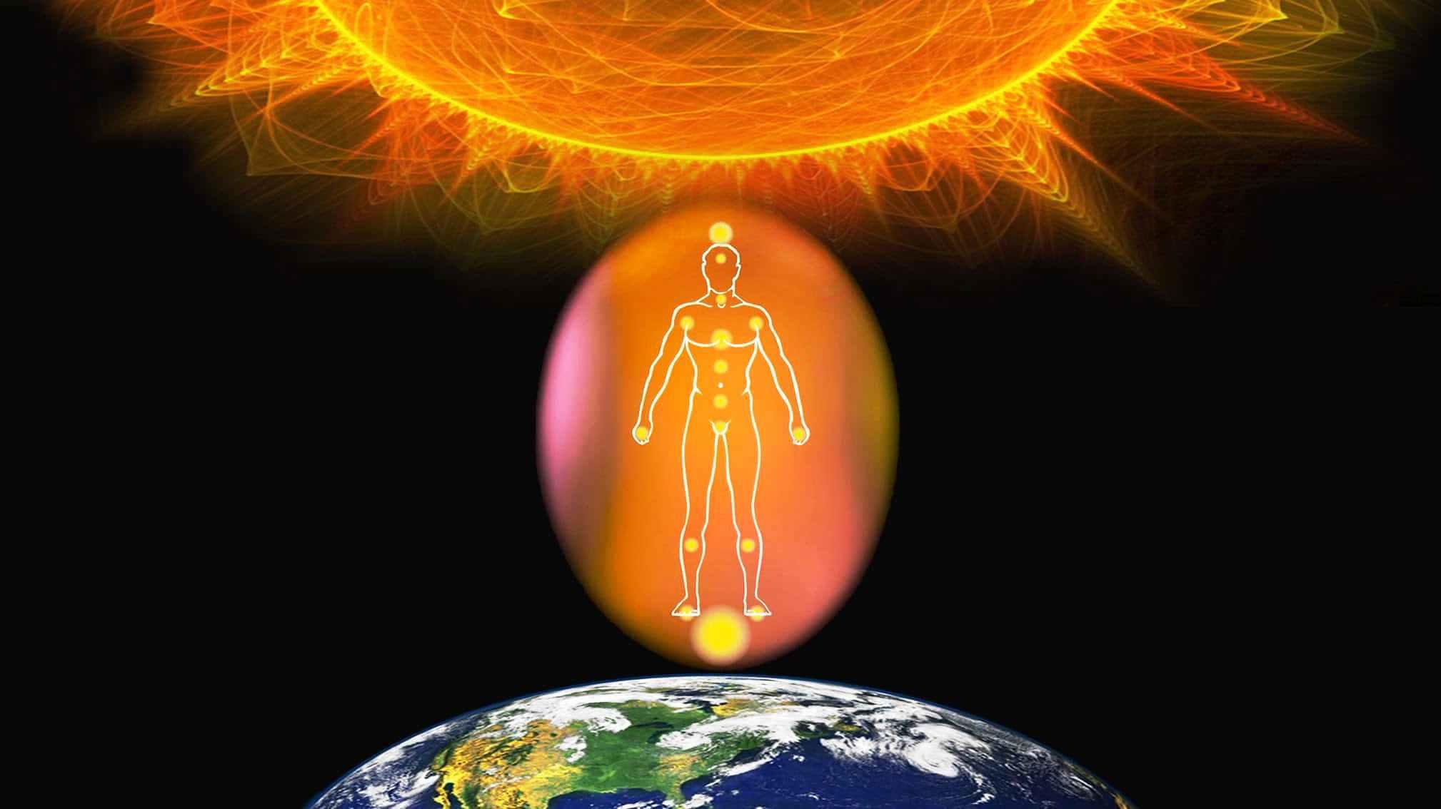 Космоэнергетика. Аура человека и аура планеты
