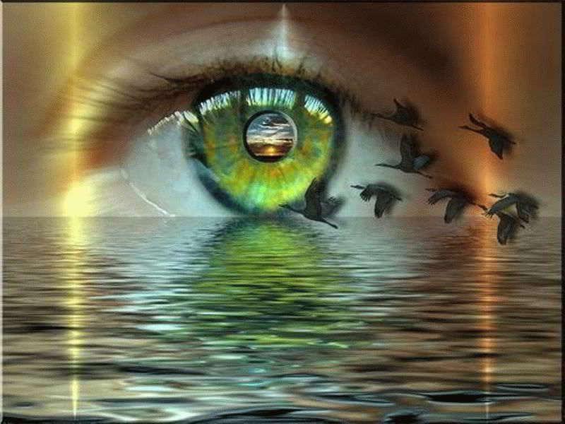Медитация гиберт на открытие третьего глаза