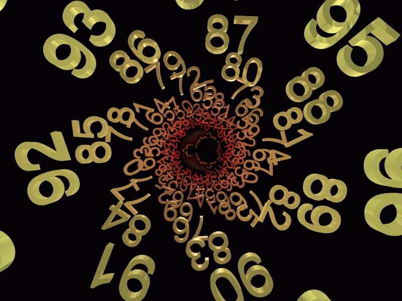 Нумерология. Квадрат Пифагора как рассчитать самому