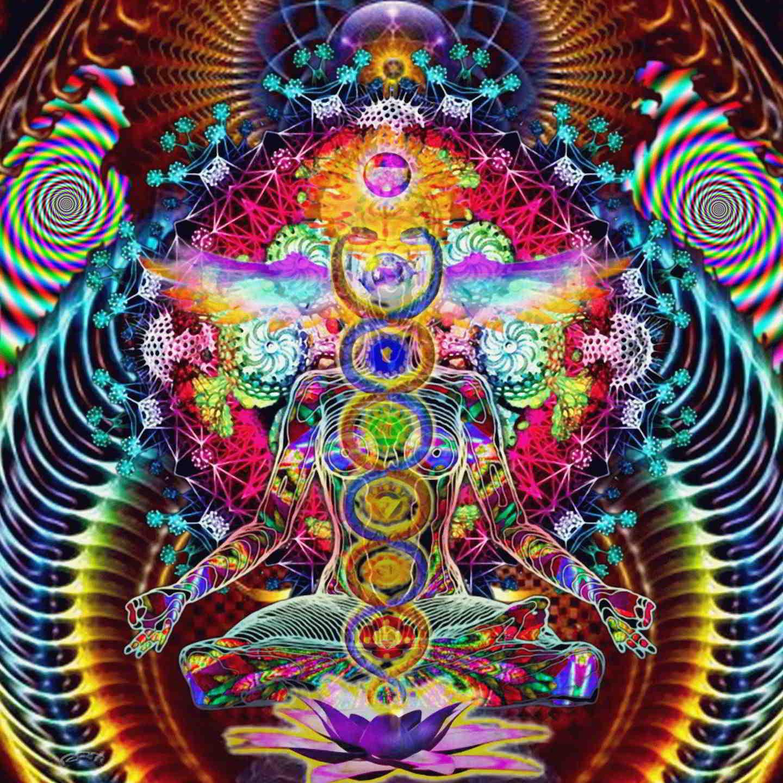 Космоэнергетика. Энергетический массаж и работа с чакрами