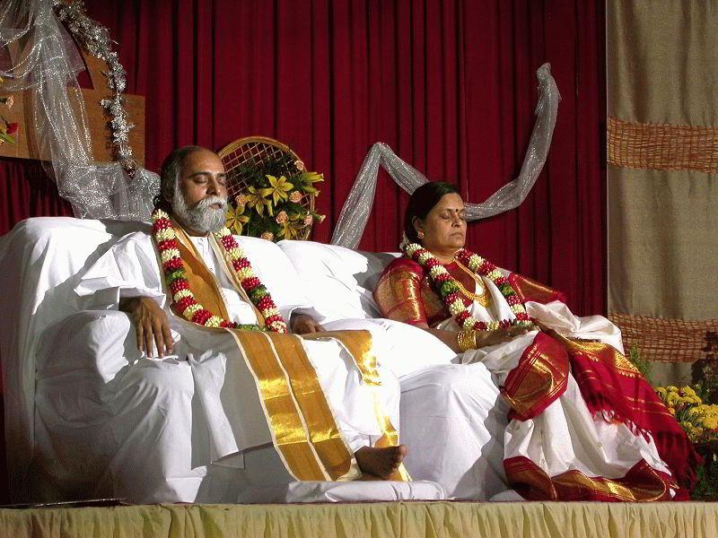 Медитация Единства Шри Багавана – необычный опыт, блестящие результаты