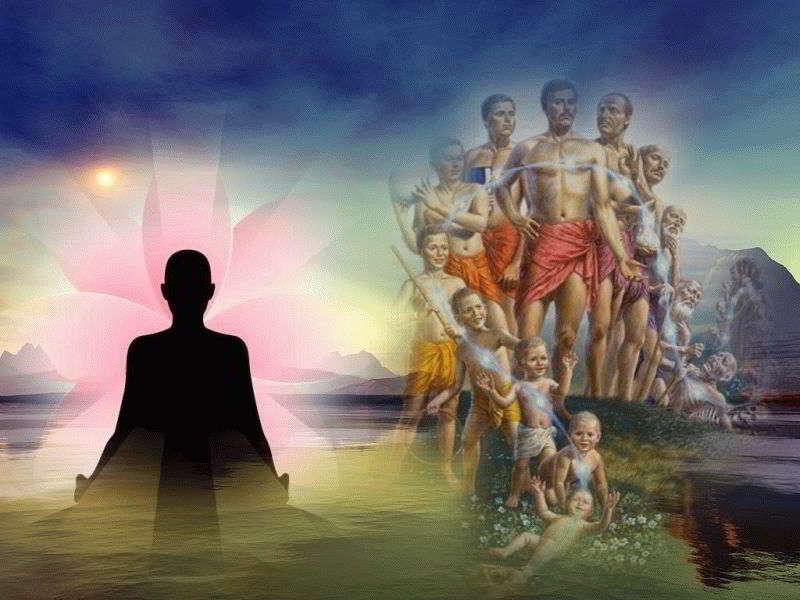 Медитация архангела михаила на очистку и исцеление рода