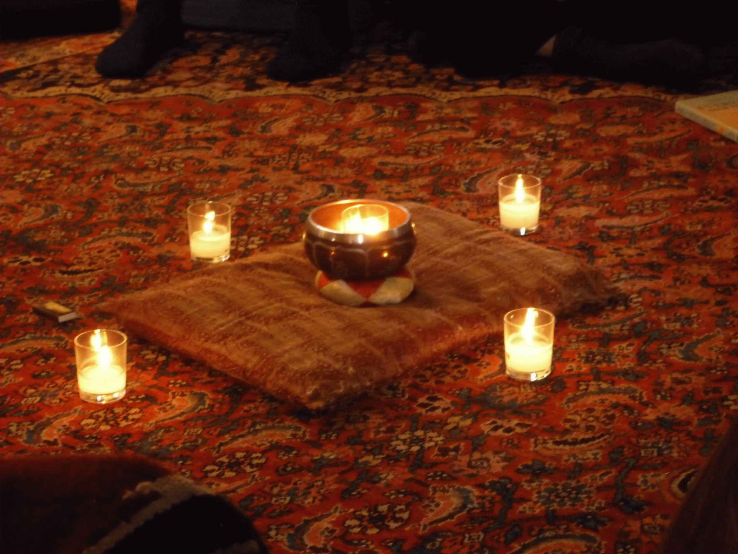 Суфийские энергетические практики восстановления