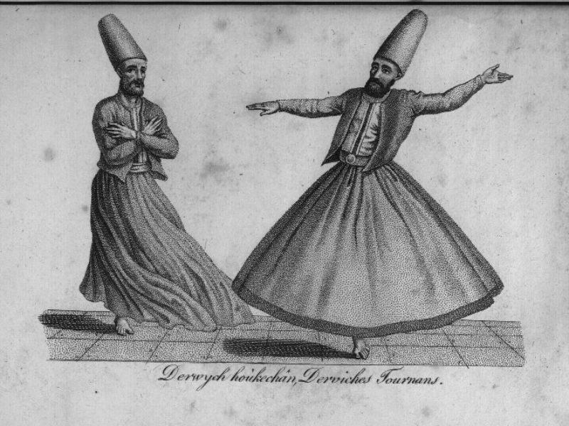Суфийские упражнения для мужчин