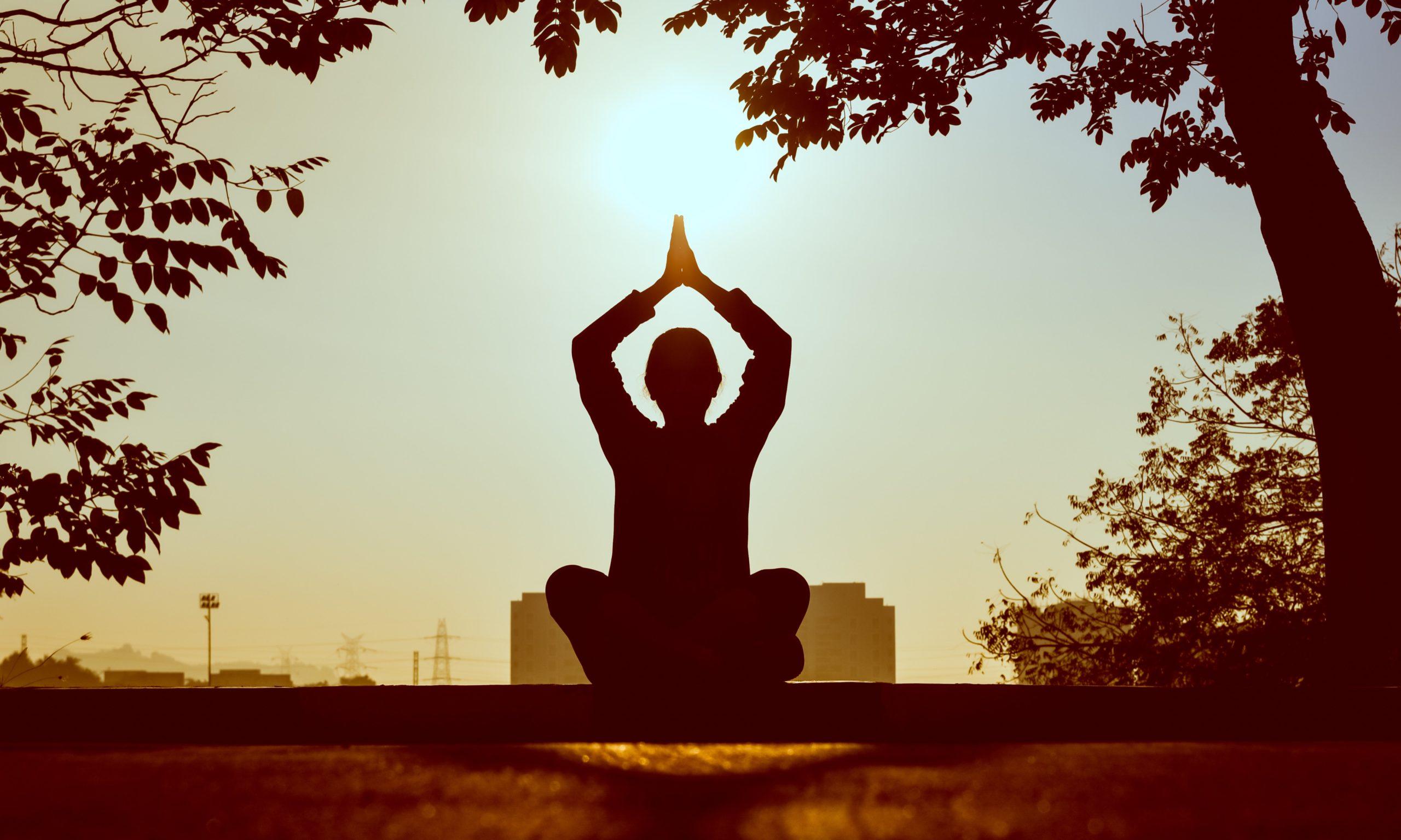 Женская медитация для быстрого восстановления сил