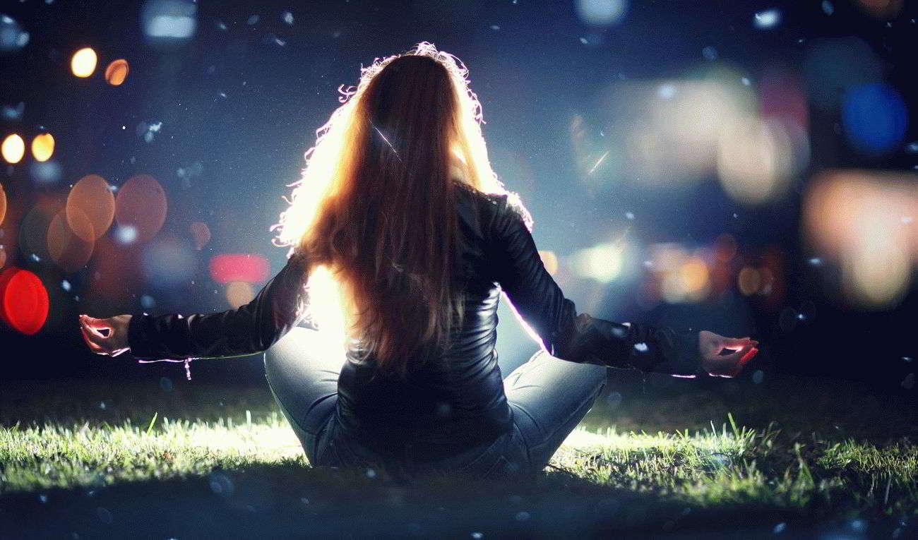 Медитация для быстрого восстановления сил — женская