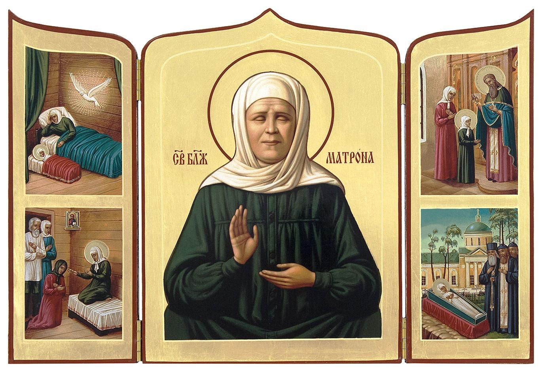 Лучшая молитва святой Матроне на удачу в делах