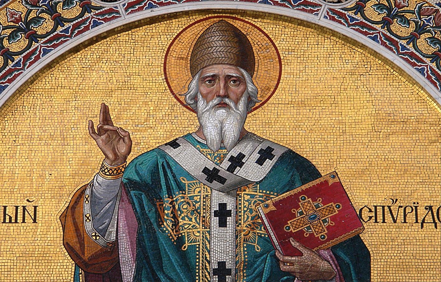 Молитва Спиридону Тримифунтскому о деньгах и благосостоянии