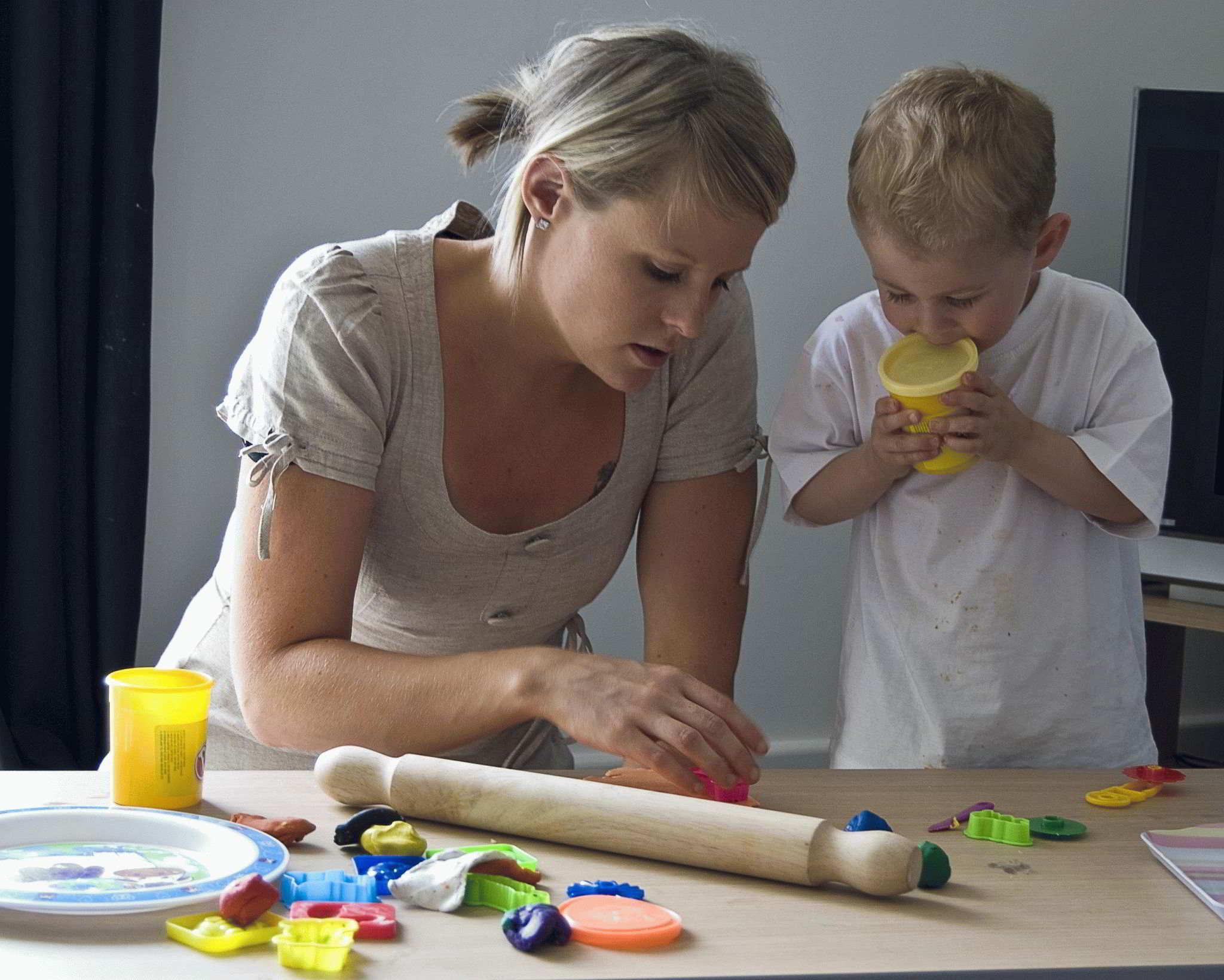 Как мотивировать детей чтобы они сами захотели с вами играть