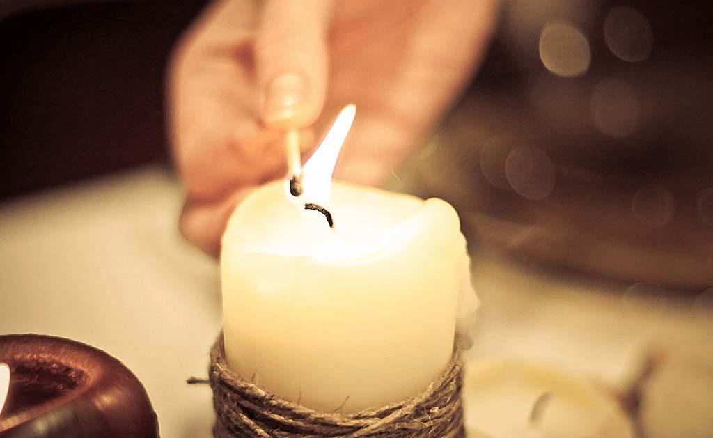 Самые популярные ритуалы со свечой на исполнение желаний