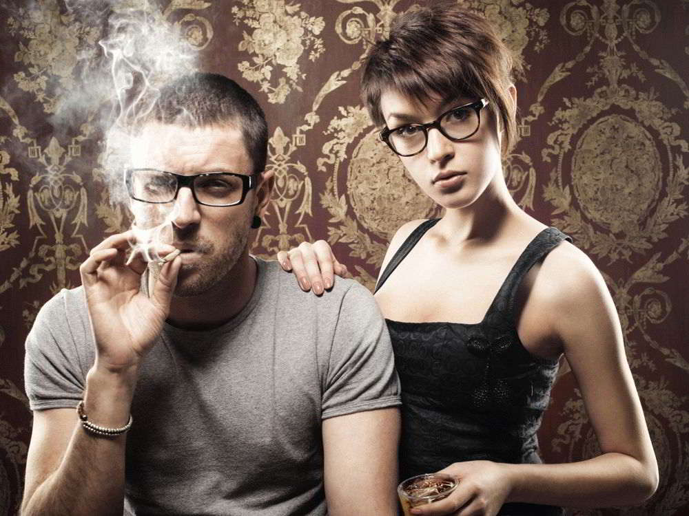 Как мотивировать парня бросить курить