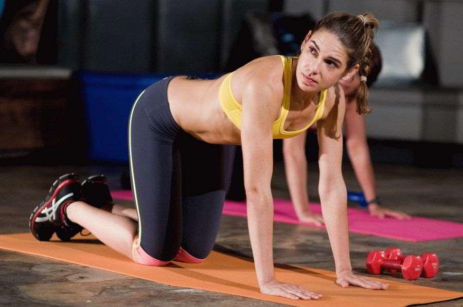 Как мотивировать жену заняться фитнесом