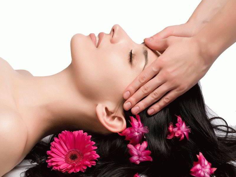 Ароматерапия для волос на расческу