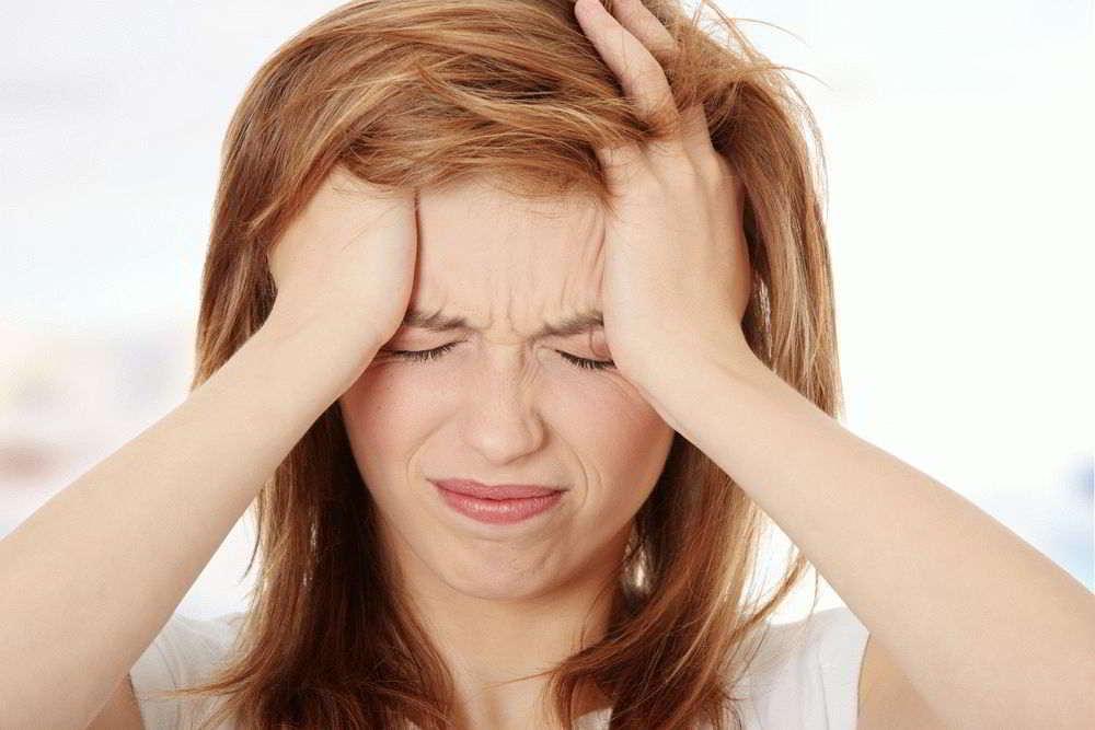 Ароматерапия при головной боли во время беременности