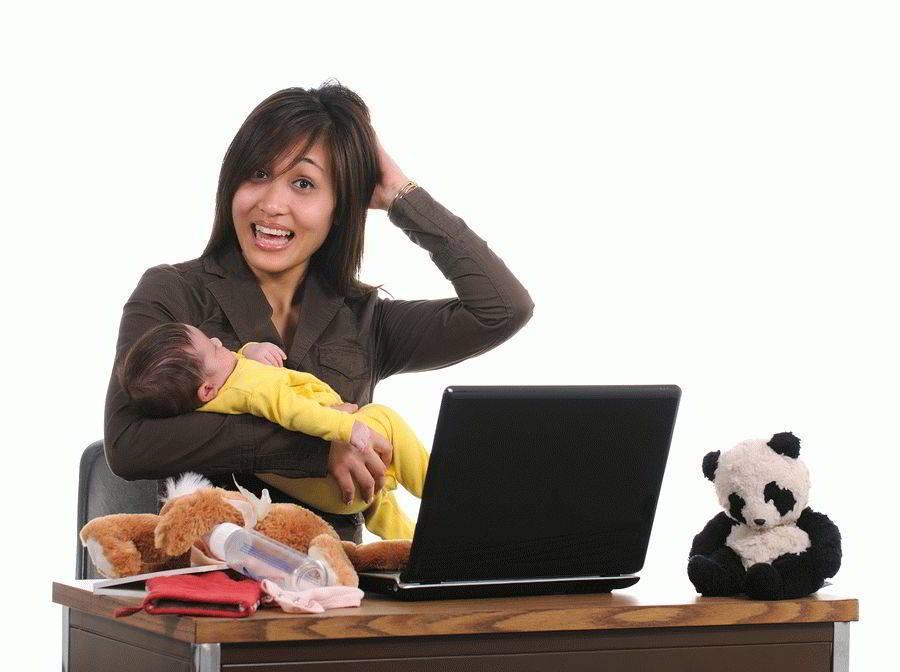 Заработок для декретных мам на 2020 год
