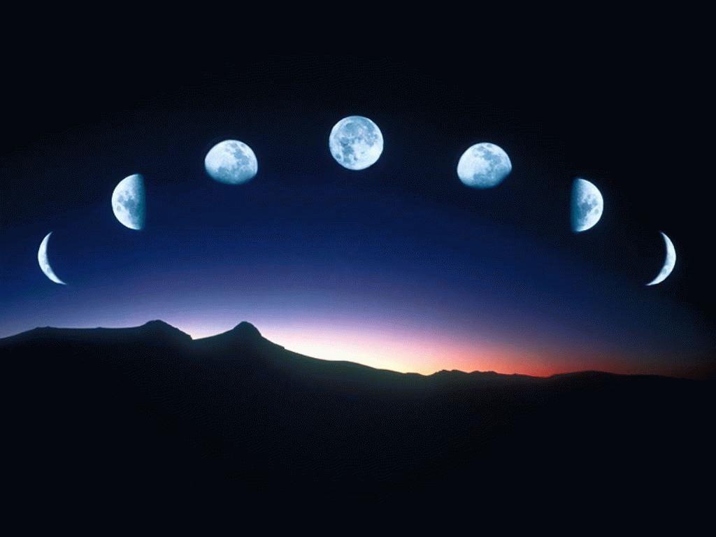 Обряды для поиска работы на растущую и убывающую луну