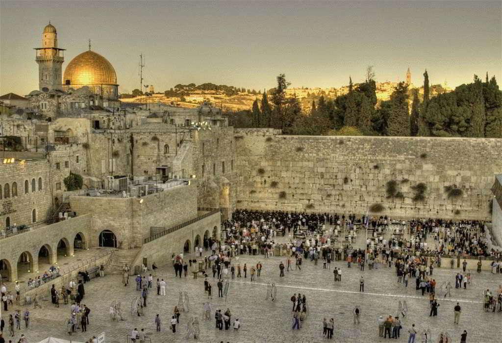 Исполнение желаний в Иерусалиме у Стены плача. Как правильно загадывать желание?