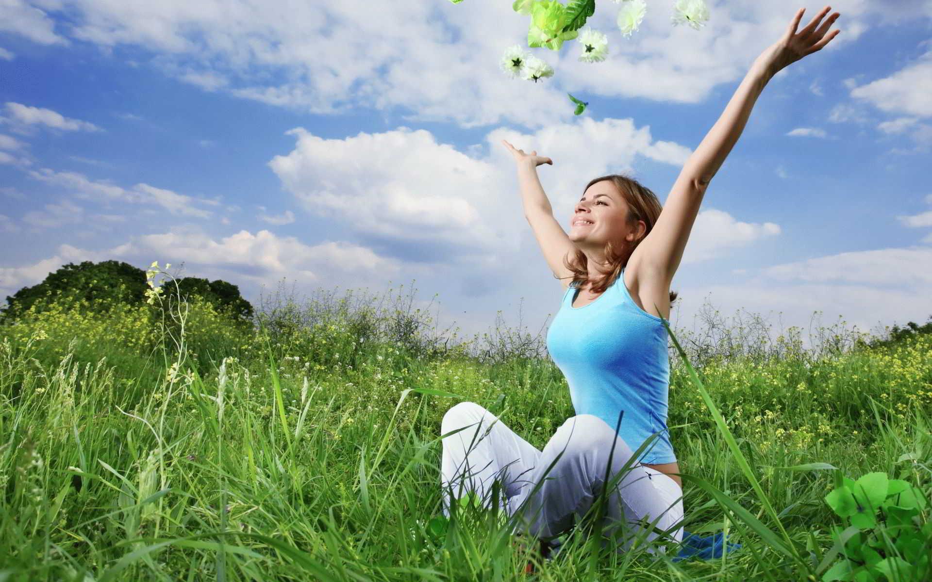 Майя Гогулан — система Ниши 6 основных упражнений
