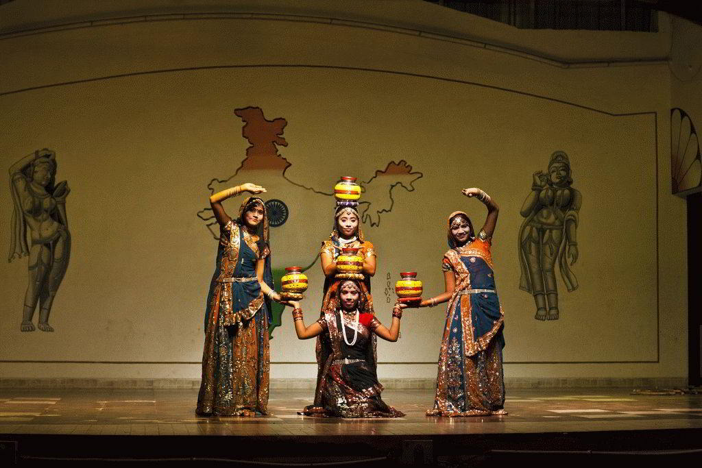 Тантрический танец каджурахо — значение и как его делать?