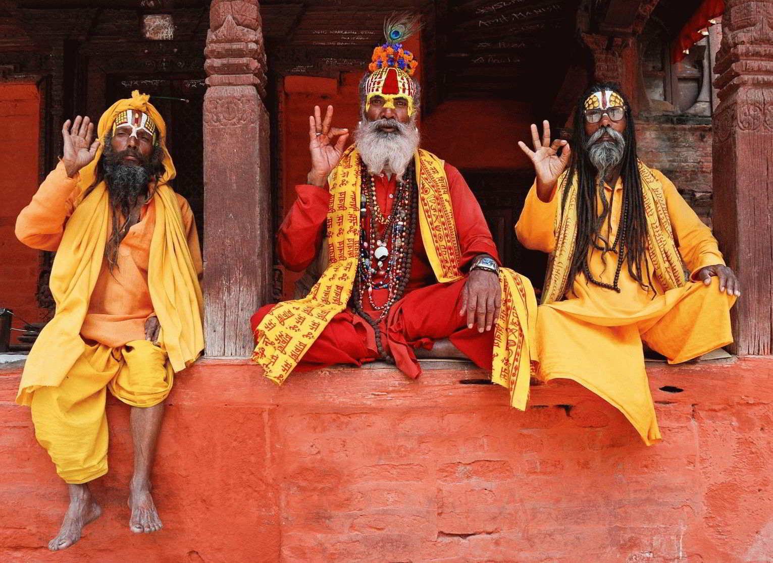 Тантра – экстатические обряды Индии