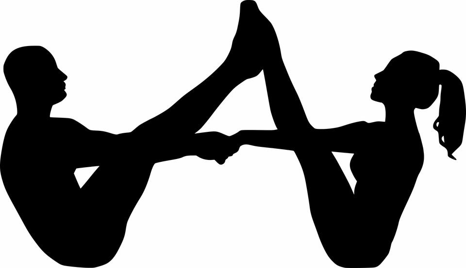 Тантра-йога упражнения с партнером — с чего начать