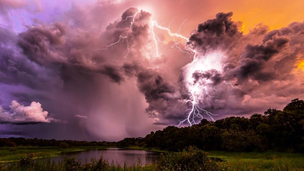 К чему снится грозовой дождь с молниями?