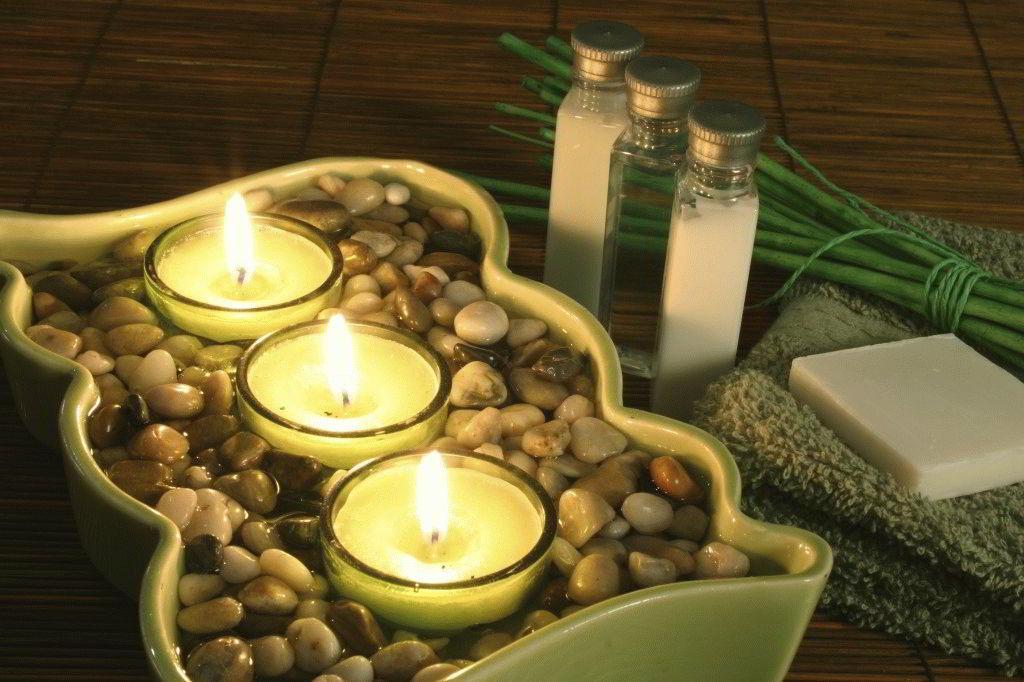 Как использовать свечи по Фэн-шуй: цвет и значения