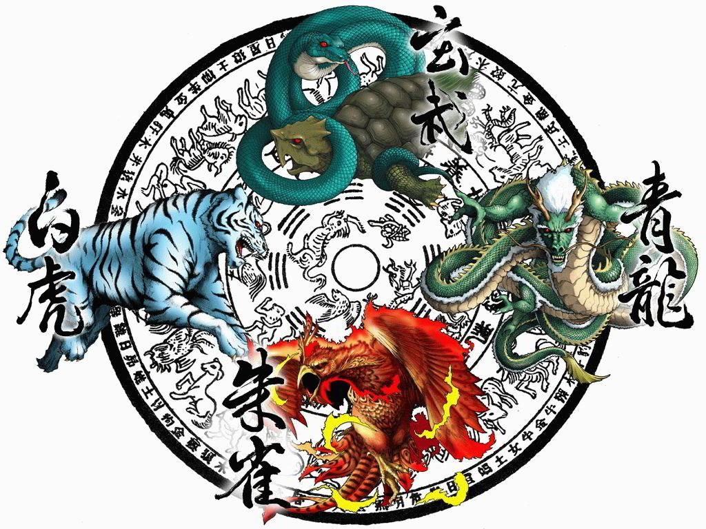 Животные-символы в Фэн-шуй: что означают