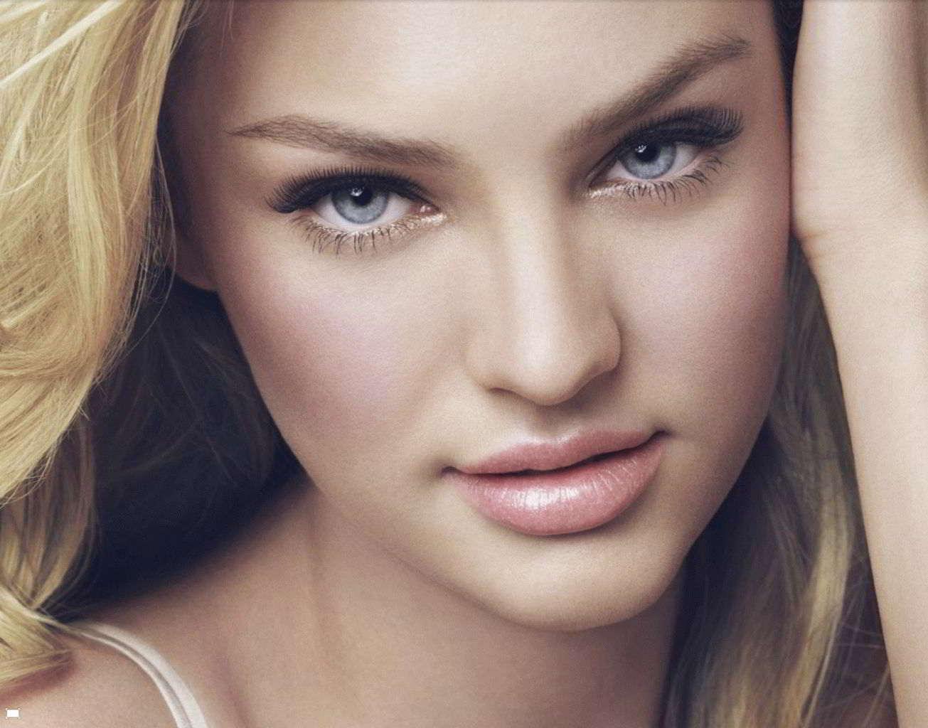 Физиогномика: губы и лица у женщин