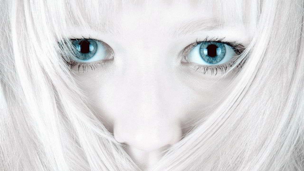 Физиогномика цвета глаз и волос