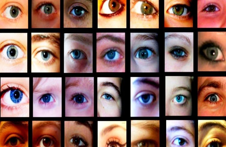 Физиогномика – близко и глубоко посаженные глаза