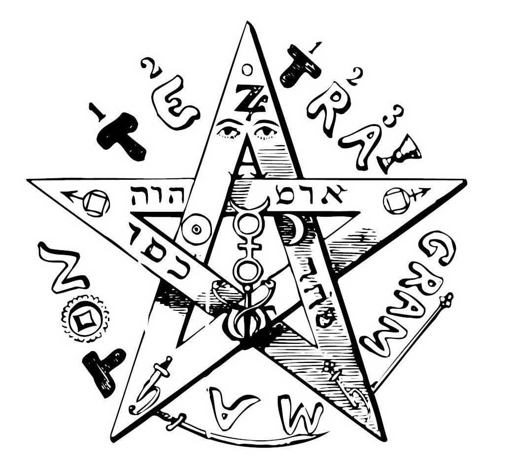 Каббалистические знаки и их значение