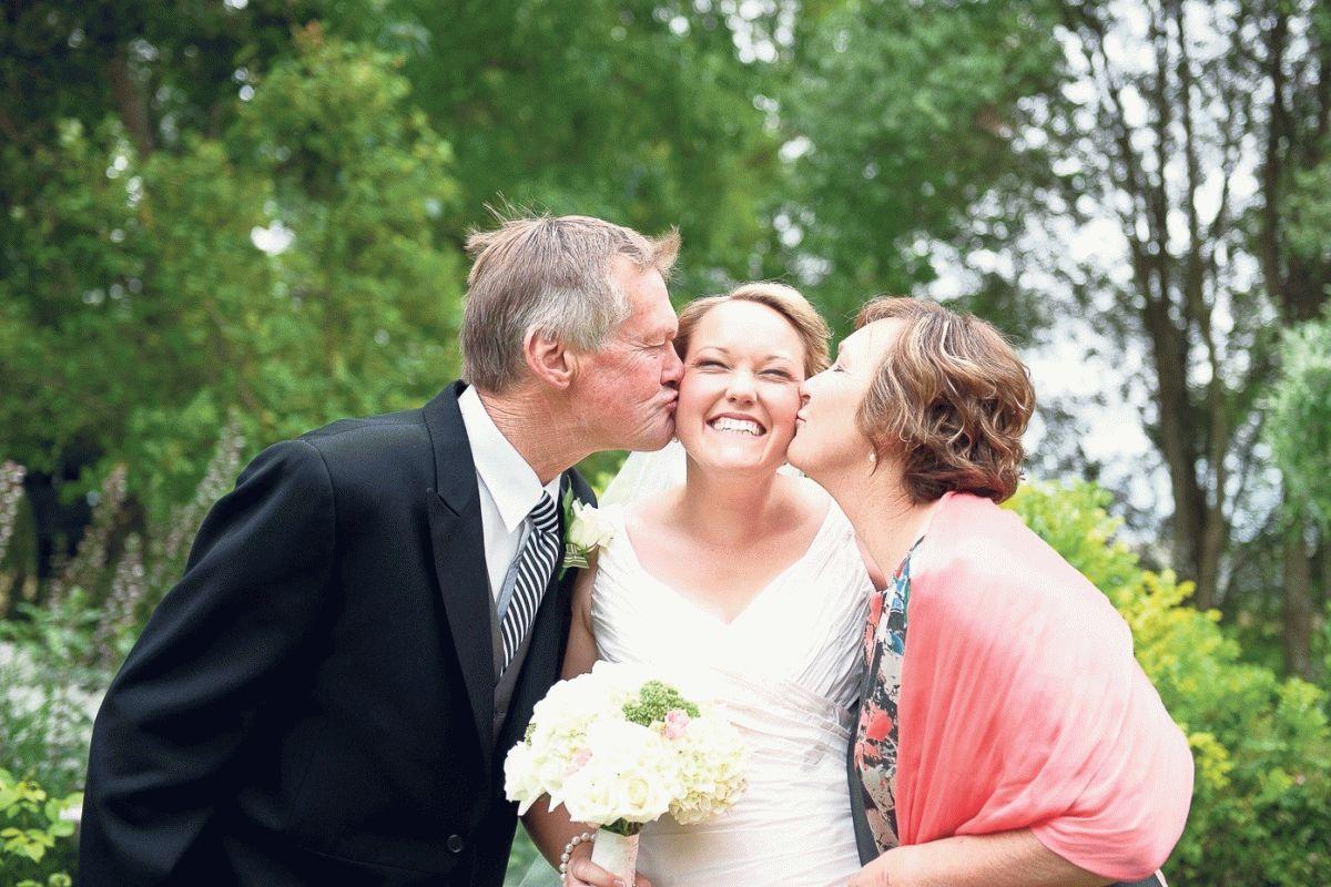 Какой молитвой благословить дочь перед свадьбой?
