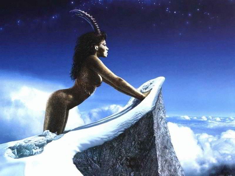 Какой камень подходит Козерогу женщине