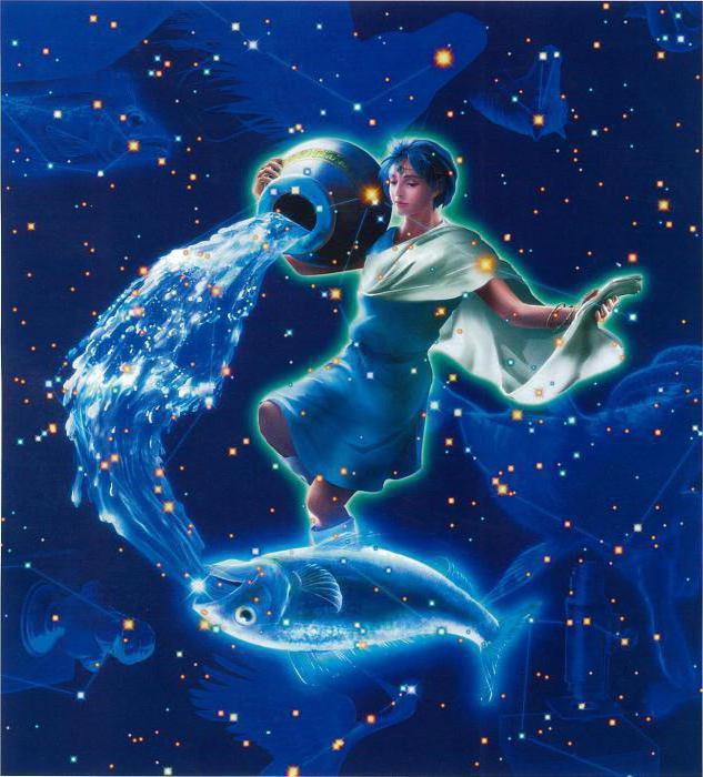Картинки водолей знак зодиака мужчина