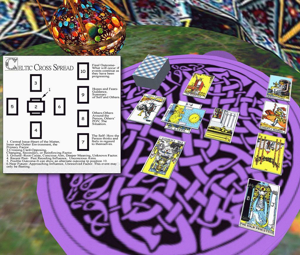 Карта Таро Верховная жрица (Папесса) — значение, толкование и расклады в гадании