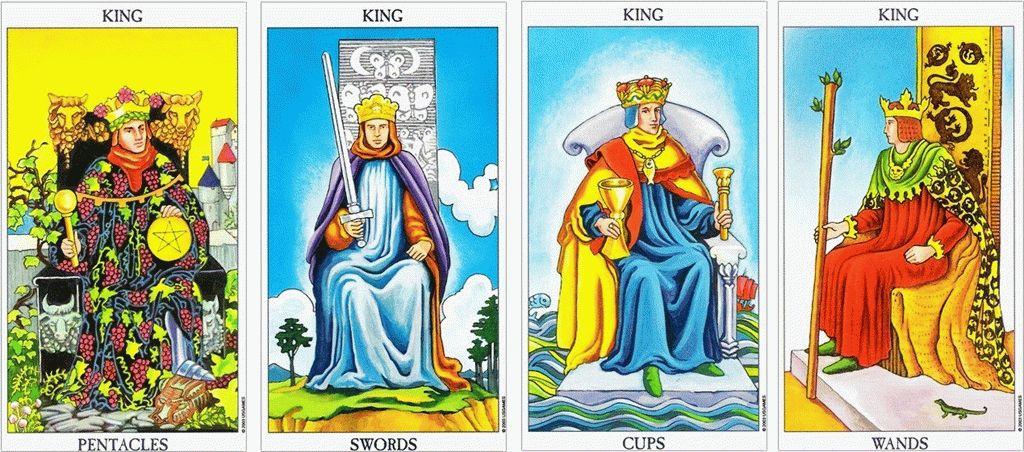 Карта Таро Король Жезлов — значение, толкование и расклады в гадании
