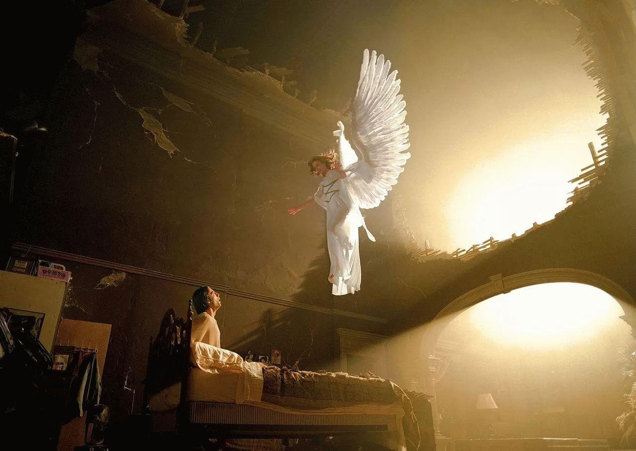 Как увидеть своего ангела хранителя во сне?