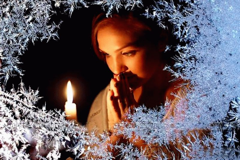 Как сделать приворот в рождественскую ночь на суженого