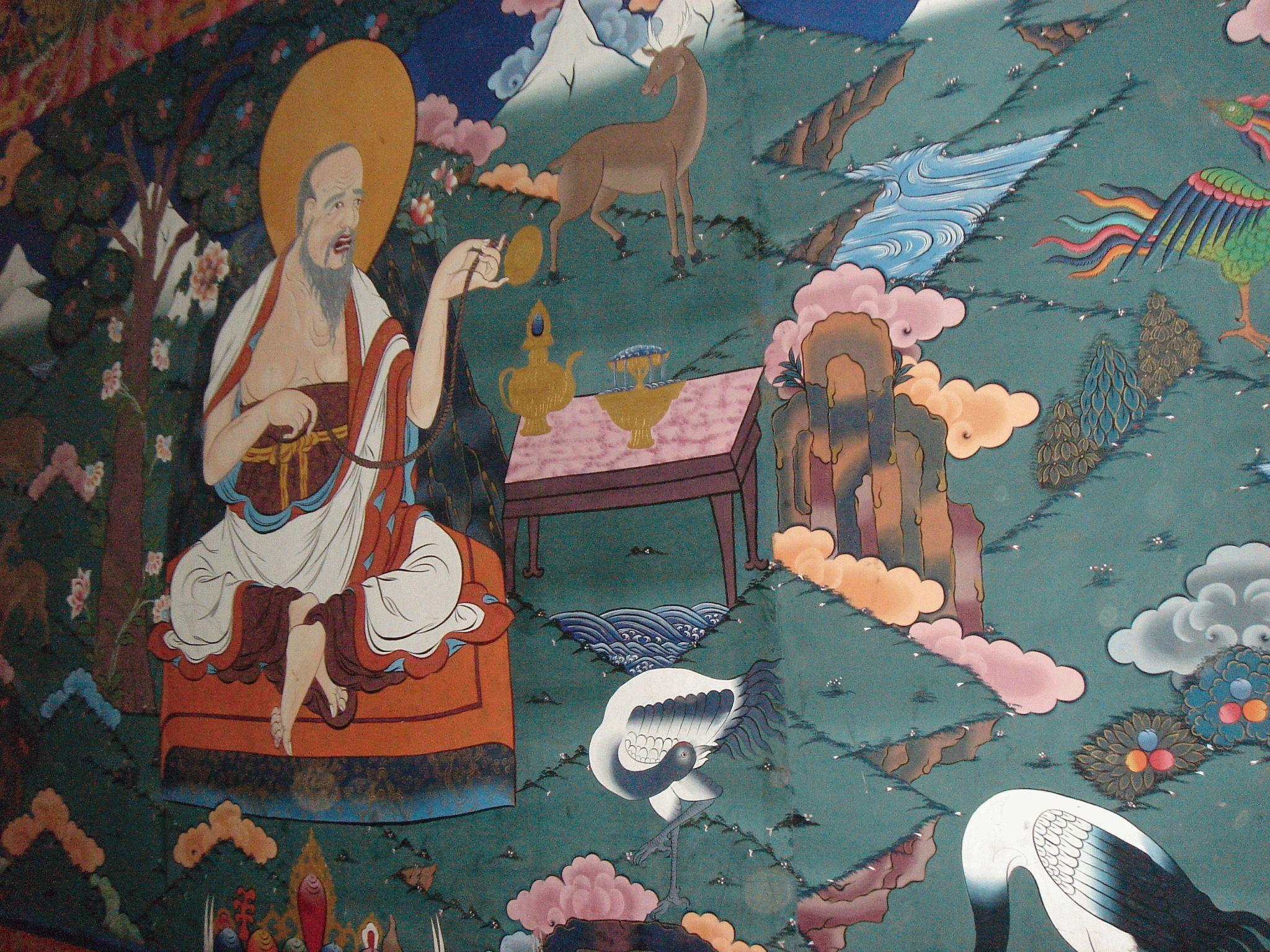Даосская практика достижения бессмертия