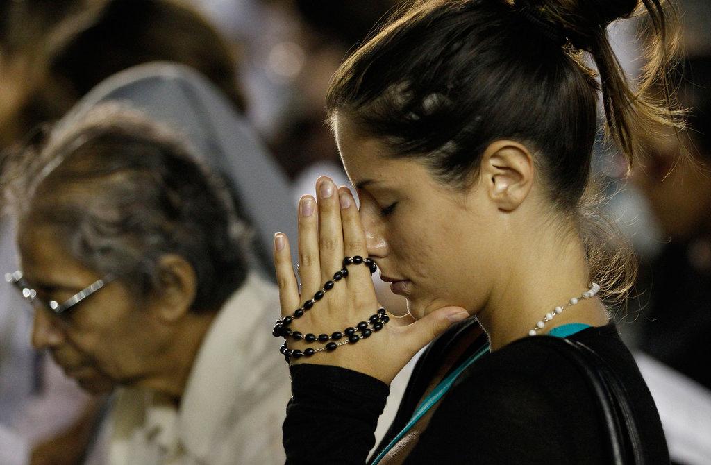 Молитва от приворота за другого